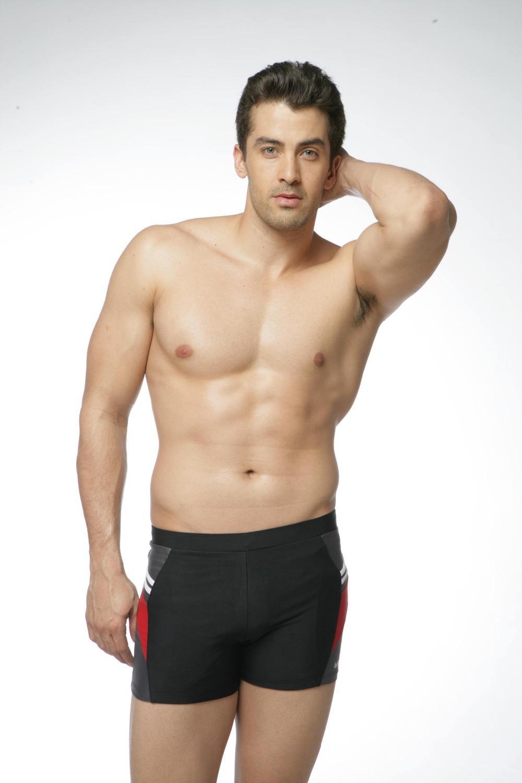 dd7ca07ccb4 Get Quotations · 2015 Summer Style Mens Shorts Swimwear Sport Boxer  Swimming Trunks For Men Beachwear Boardshorts Bathing Suit