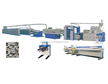 PP Woven Sack Whole Production Line Manufacturer Price