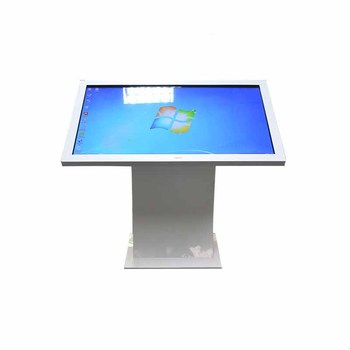 digital 47 inch loop video advertising display post free ads