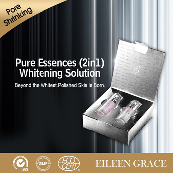 Whitening Essences (2 in 1) Sign Treatment essence