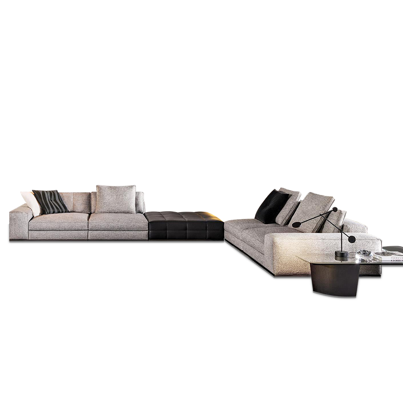 Large Size Sofa Living Room Office Lounge Sofa Set 7 Seater Sectional Sofa  Modern Style New Coming Couch - Buy 7 Seater Sectional Sofa,Arab Style ...