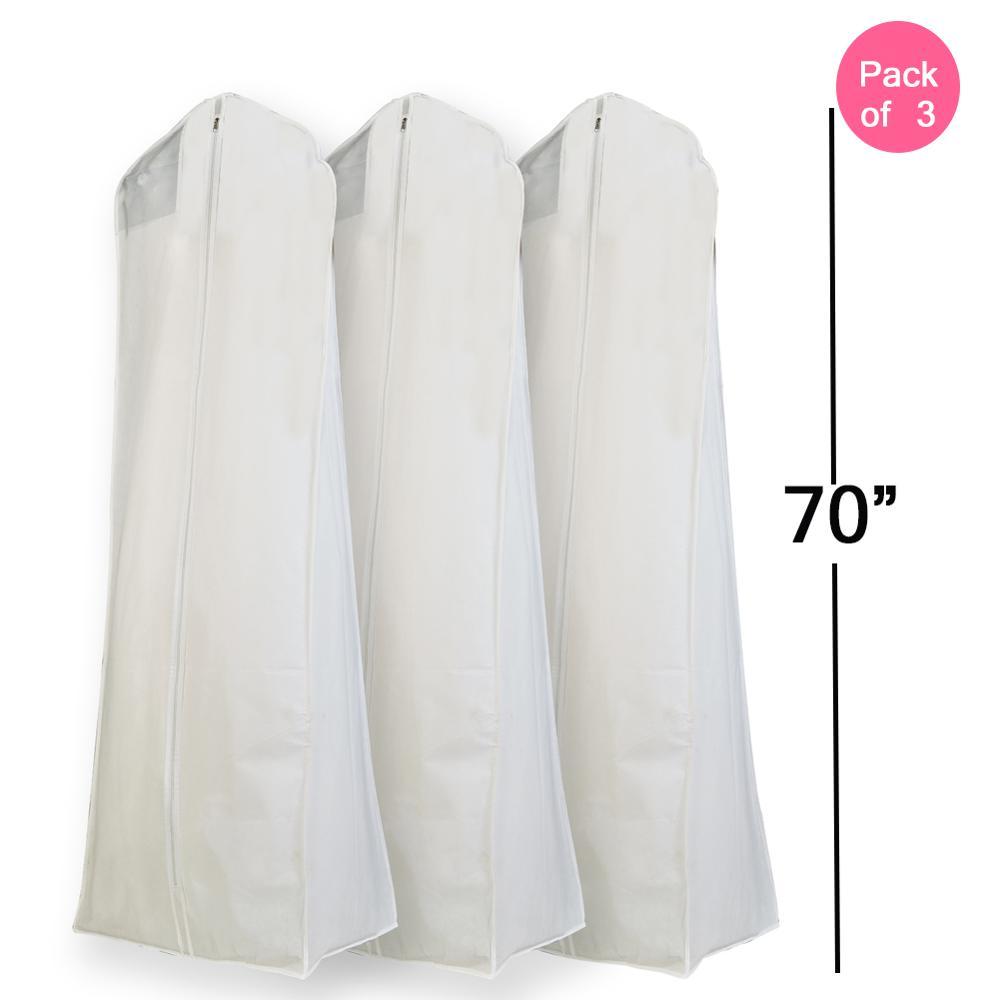 Dongguan Custom Printed Wedding Dress Garment Bagwedding Dress
