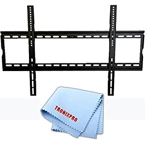 "Universal Ultra Slim Flat Screen TV Wall Mount for 32""-60"" TVs from TronixPro"