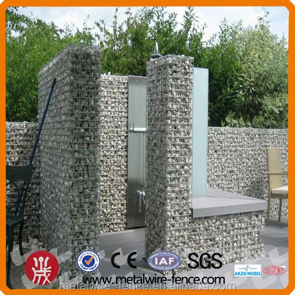 stein gabione zaun eisendrahtnetz produkt id 60042313652. Black Bedroom Furniture Sets. Home Design Ideas