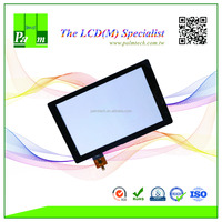 small lcd custom size capacitive touch screen 10.1