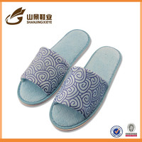 latest design slipper hot sale cotton men slipper shoe for house