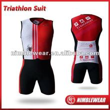 2012 Latest Nimblewear sportwear Excellent full digital sublimated spider tri suit