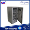 Hot selling aluminum electric enclosure/outdoor telecom rack cabinet for communication base station/fan cooling type