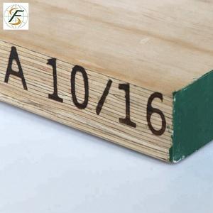Osha Proof Tested Scaffold Plank Lvl, Osha Proof Tested