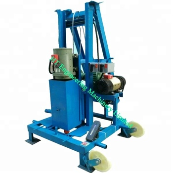 2018 Hot Sale New Designed Homemade Water Well Drilling Rigs