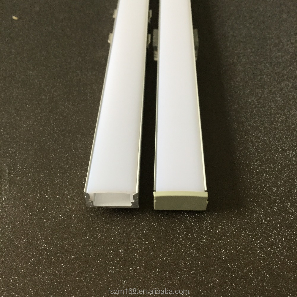 17*9mm led strip aluminum profile for stretch ceiling light slim recessed heat sink tube