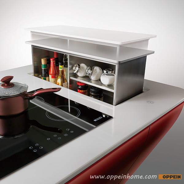 Muebles De Cocina Italianos.Guangzhou Cocinas Laca Moderna Inteligente Gabinetes De Cocina