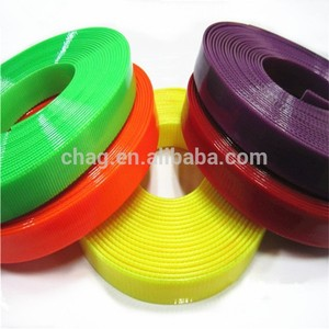 Utility 5-50mm Width TPU Coated Webbing Tie 50m Per Roll, Colorful And Durable