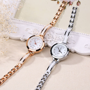 Fashion Quartz Rhinestone Watch Women Watches Ladies Bracelet Dress Wristwatches Steel Strap New Watch