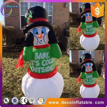 christmas inflatablegiant inflatable christmas snowmaninflatable christmas decorations