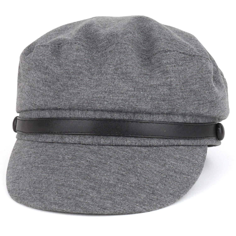 26e0e804 ... Cap Mens Gatsby Hat. Get Quotations · Trendy Apparel Shop Women's Greek  Sailor Baker Boy Style Cabbie Hat
