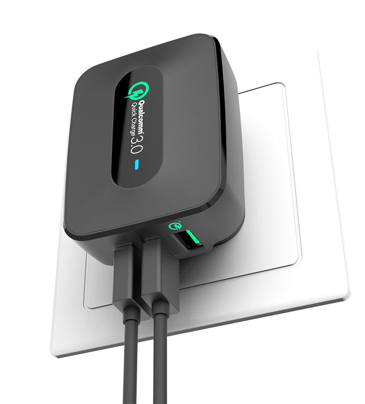 Mini Travel โทรศัพท์ซ็อกเก็ต USB HUB ซ็อกเก็ตซ็อกเก็ต USB Universal Travel ADAPTER USB Charger