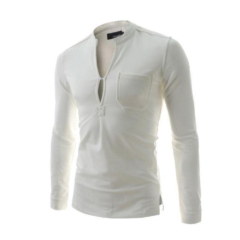 Cheap Deep V T Shirts For Men, find Deep V T Shirts For Men deals ...