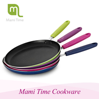 Overstock whole sale New cookware non-stick coating fry pan as seen on tv