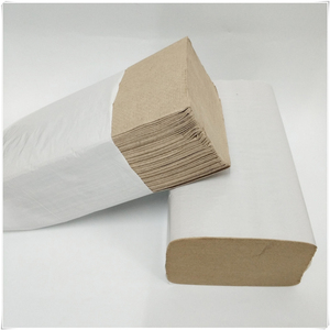 Interfold tissue paper towel