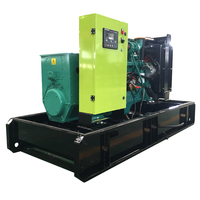 40kva portable generator runs on water with famous alternator