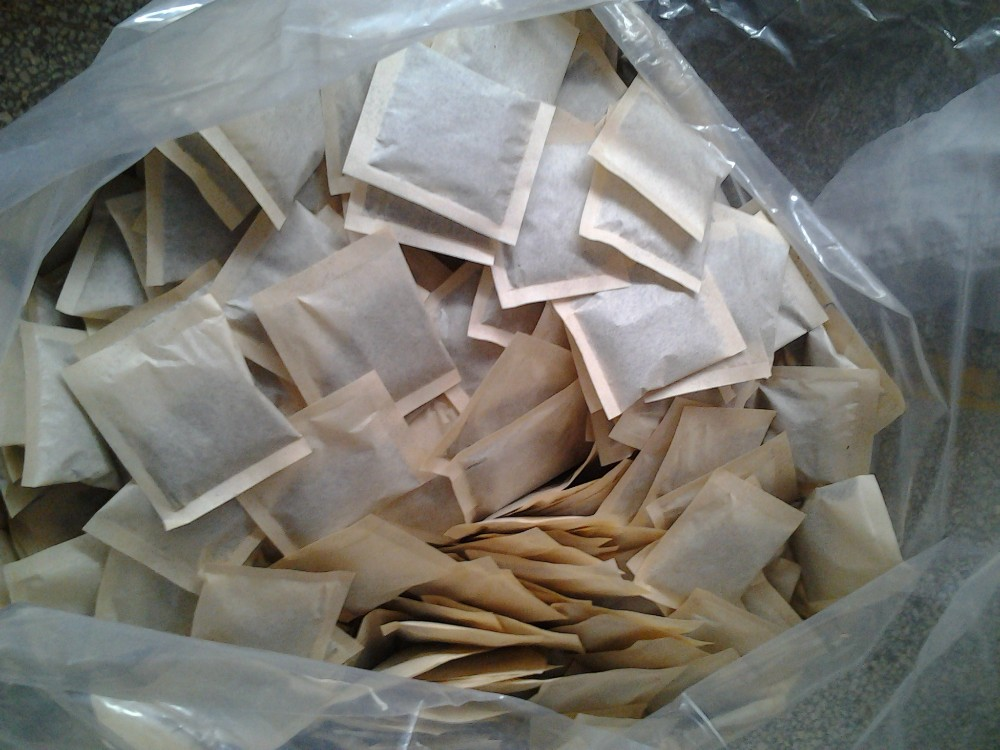 exclusive production natural tea bag filter paper (18- 28g)