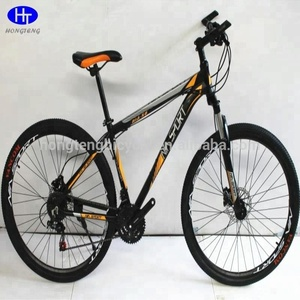 "26"" Adults chopper bicycle carbon frame 21speed Mountain Bike"