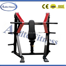 Hammer Strength Exercise Machine / Plate Loaded Gym Equipment / Seated Chest Press