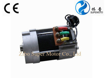 4kw 48v ac motor for electric golf car buy ac motor 4kw for Ac or dc motor for electric car