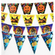 Wholesale Promotion Commercial Halloween Decoration Pennant Banner