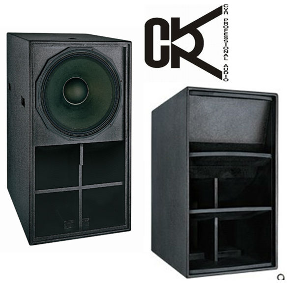 Powerful Bass Bins 21 Inch Subwoofer Empty Cabinet Buy