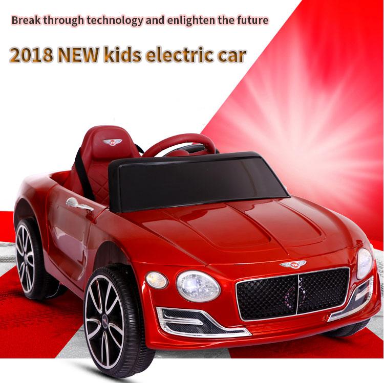 2018 Nouvelle Production Extérieure Grand Tour Sur Moteur Jouet Enfants Voiture Électrique Pour Enfants Conduire