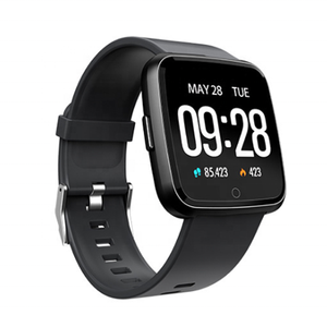 2019 New Arrivals Wholesale OEM Cheap Men IP68 Waterproof Bluetooth Smartwatch Sport Smart Watch with Blood Pressure for androids