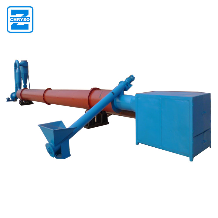 Best Price Biomass Wood Chips Sawdust Industrial Rotary Dryer