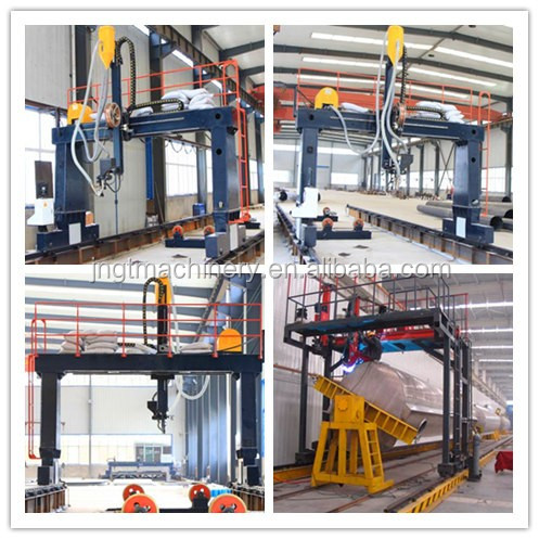 Automatic Welding Equipment Longitudinal And Circular Seam Welding ...