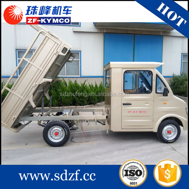 China best supplier electric cargo van rhd awd