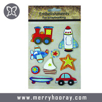 Customized Scrapbook Paper Crafts Kits For Kid DIY