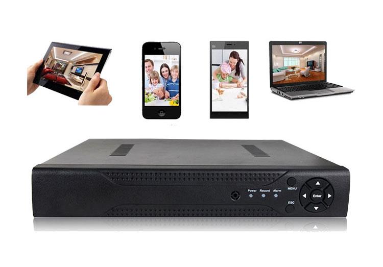 2020 720P 1080P Máy Ảnh Không Thấm Nước DVR 4 Kênh An Ninh Máy Ảnh Set DVR Kit Hệ Thống Camera Quan Sát