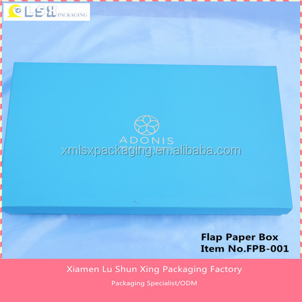 High quality custom printed corrugated mailer box or clothing box