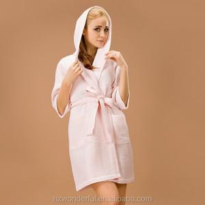 a8a6fdd227d Pink Sex Women Bathrobe