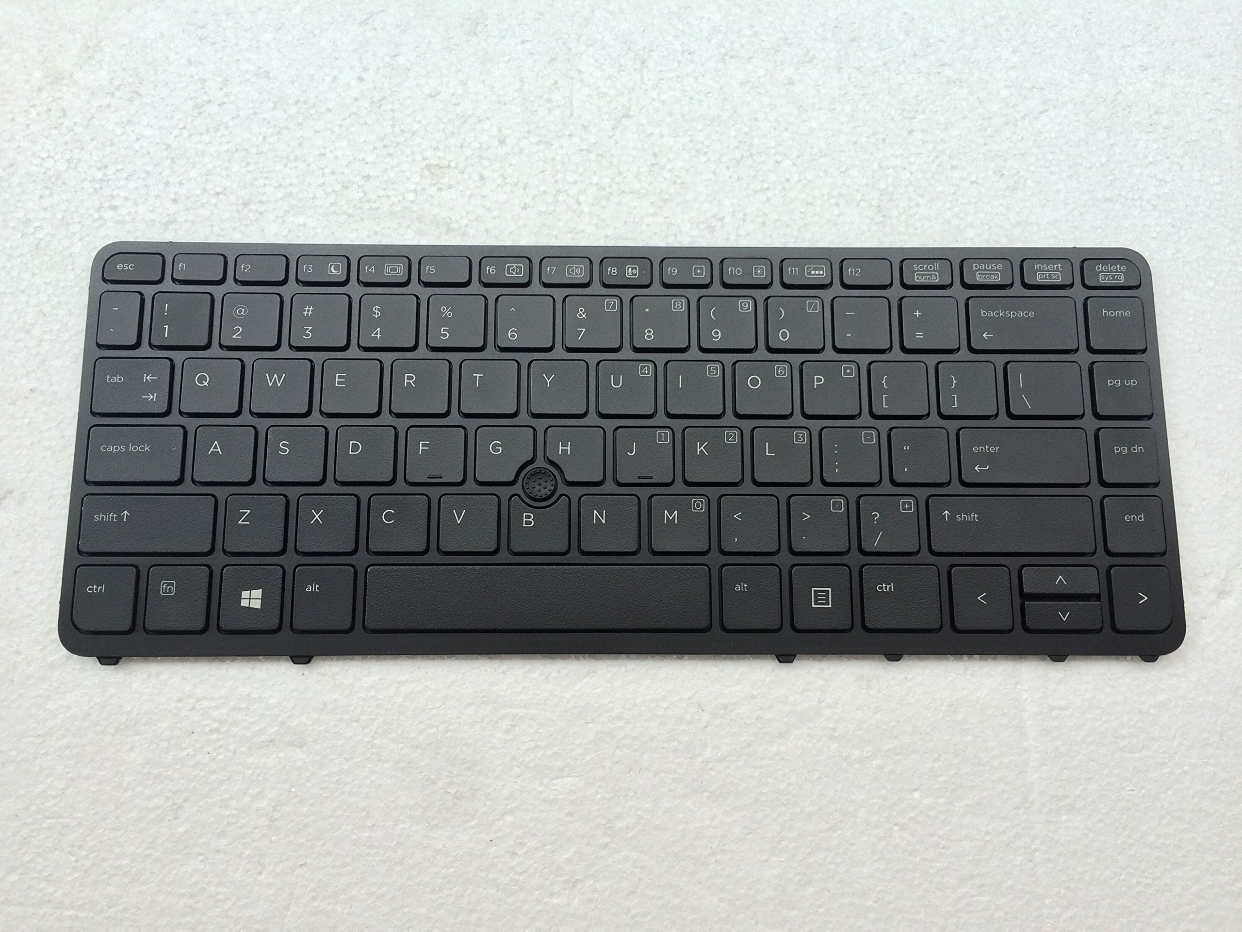Get Quotations · keyboard go go go new original laptop keyboard replacement  for HP EliteBook 840 G1 G2 US