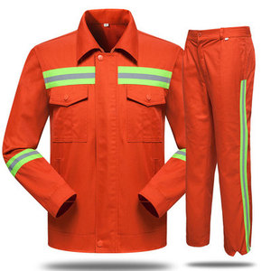 Anti-Scratch Reflective Workwear,Work Uniform With Pocket
