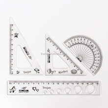 High Quality Cheap Office Stationery For Promotion pd ruler