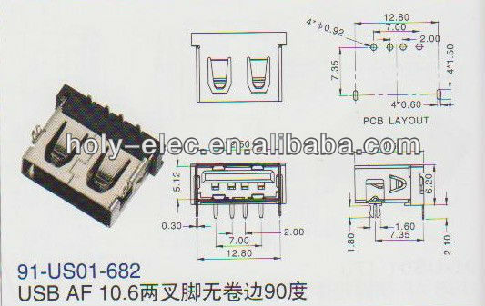 laptop usb motherboard connectors