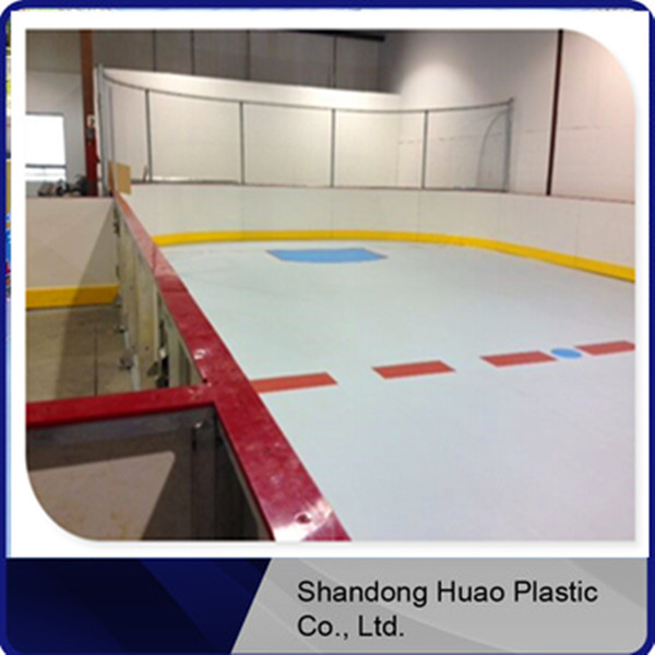On Sale Uhmwpe Plate 20mm Synthetic Ice Rink Sheet Uhmwpe