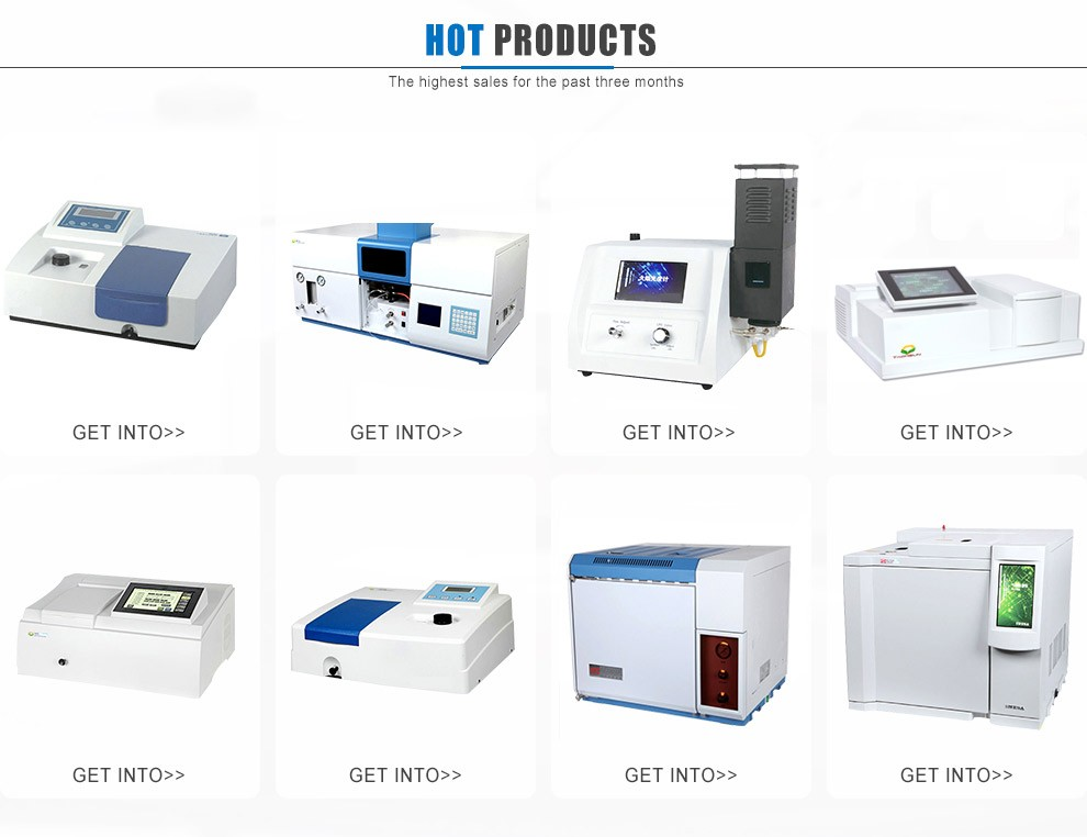 Hot Sales L8 L9 Double Beam UV-VIS Spectrophotometer