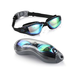Manufacturer Direct Sale Silicone Free Swimming Goggle