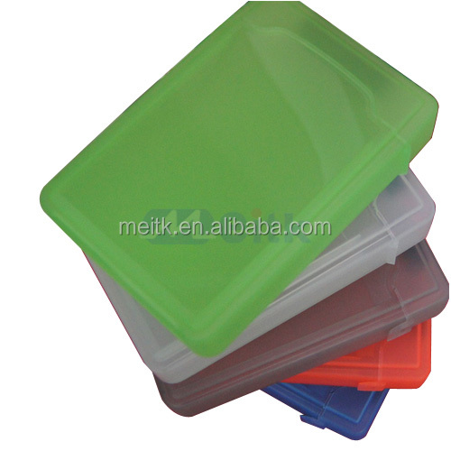 "double-deck 2.5"" HDD protection case Hard Disk plastic protection box on sale"