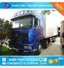 DONGFENG 8X4 30CBM big Refrigerator Box Truck,Refrigerated Body Truck