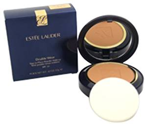 Estee Lauder - Double Wear Stay-In-Place Powder Makeup SPF 10 - # 44 Rich Cocoa (6C1) (0.42 oz.) 1 pcs sku# 1900744MA